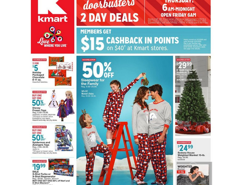 Kmart Black Friday Ad 2019