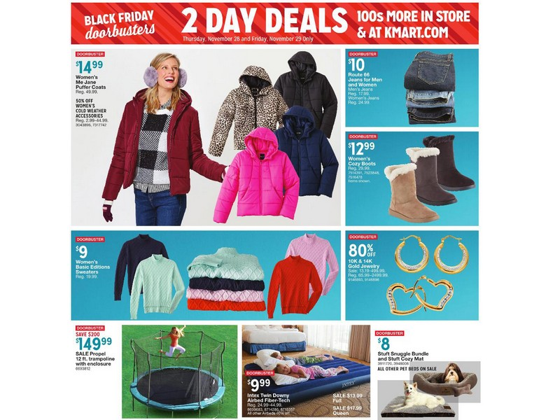 Kmart Black Friday Ad 2020