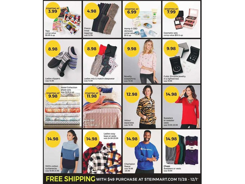 Stein Mart Black Friday Ad 2019
