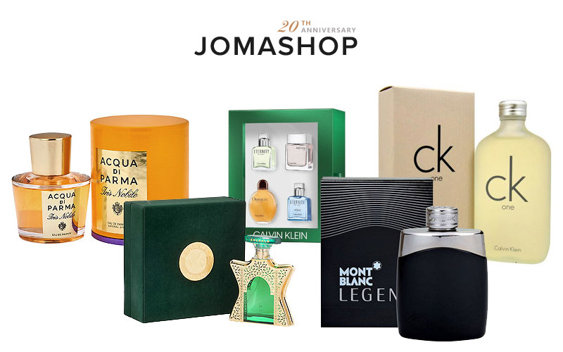 Jomashop Fragrance Doorbusters: Up to 70% Off