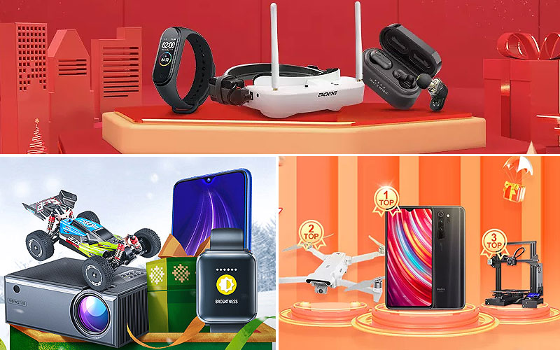 Banggood Sale: Up to 65% Off on Mobiles, Gadgets & More