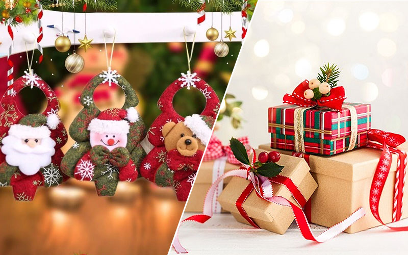 Christmas Sale: Up to 80% Off on Christmas Decor, Gifts & More