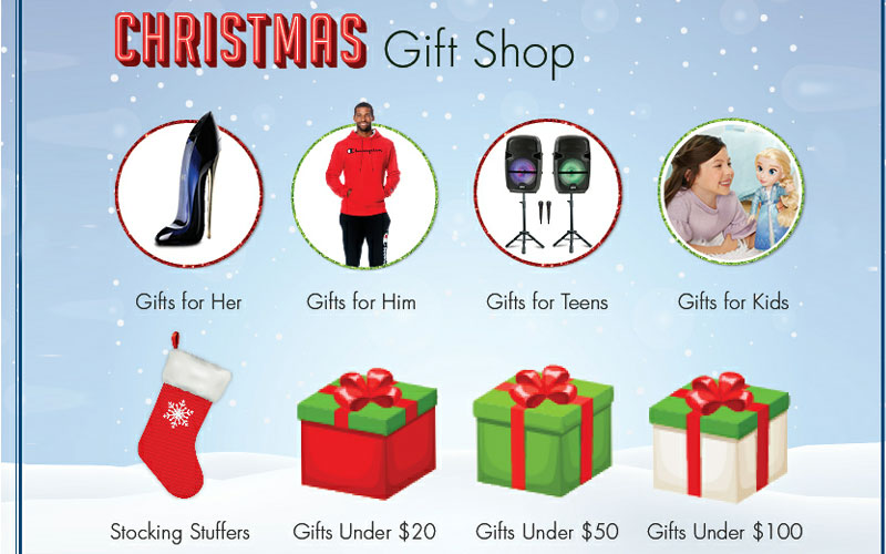 Boscov's Holiday Gift Shop: Up to 65% Off