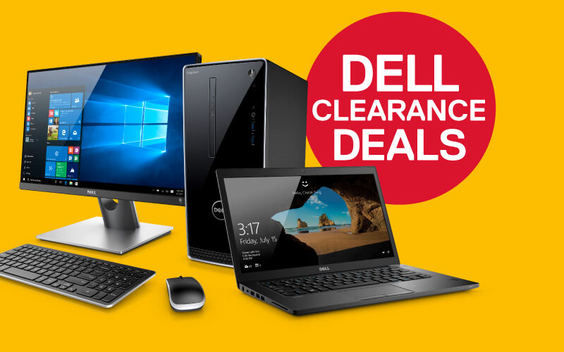 Up to 70% Off on Dell Refurbished Laptops, Computers & More