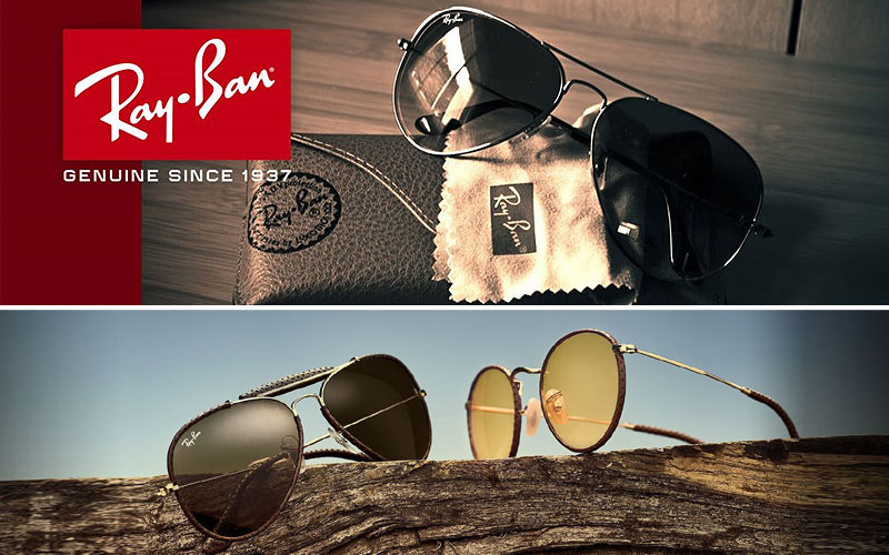 Ray-Ban Promo: Get 50% Off on Ray-Ban Sunglasses