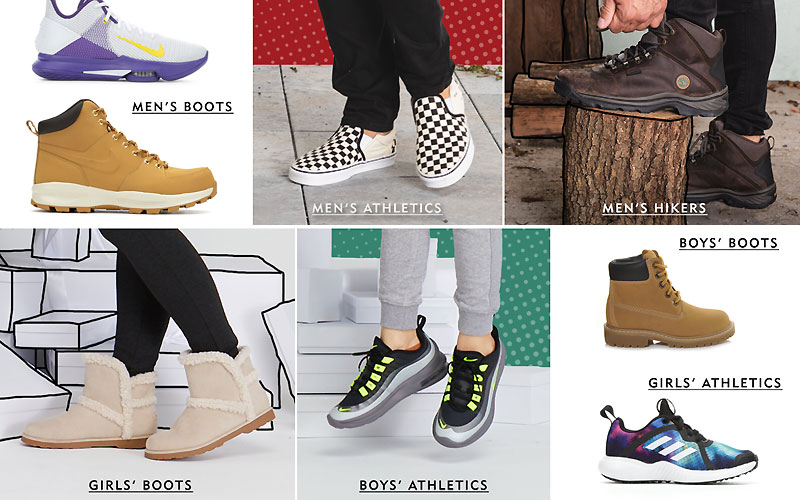 Shoe Carnival Sale: Up to 60% Off on Top Brands Shoes