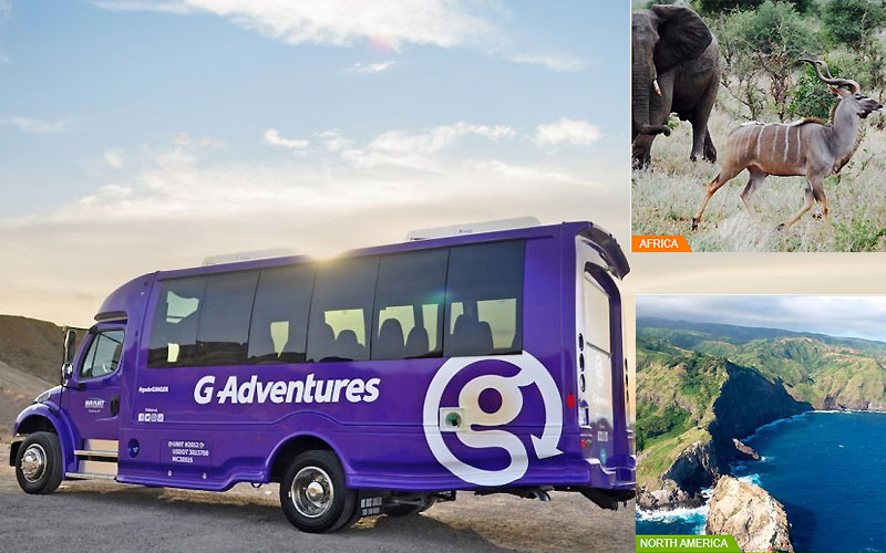 Up to 25% Off on G Adventures Tours & Packages