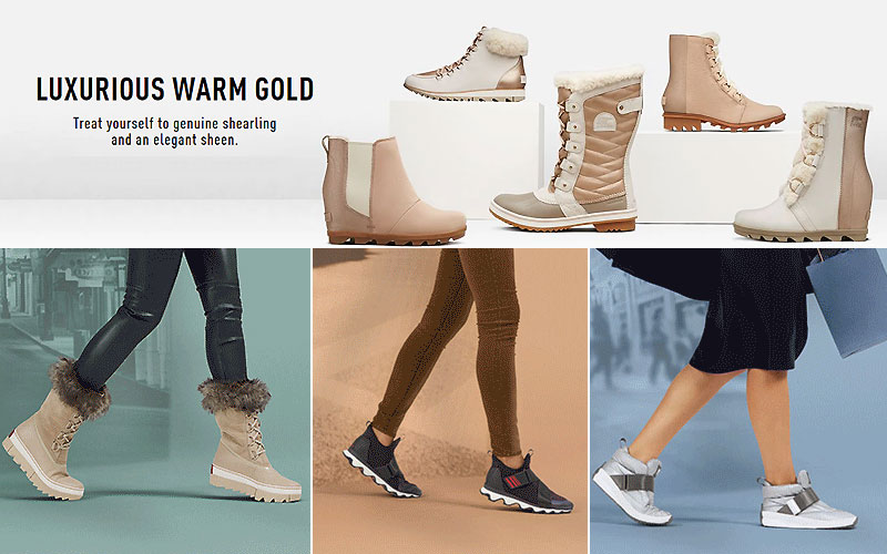 Sorel Footwear Sale: Up to Off 50% Off on Women's Shoes