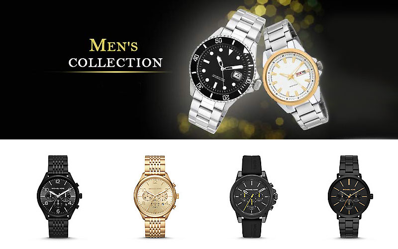 Watch Station Sale: Up to 55% Off on Men's Watches