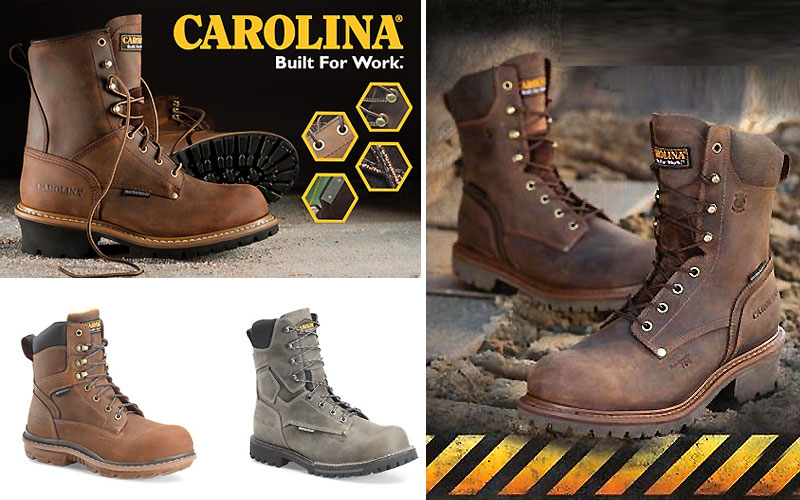 Up to 30% Off on Safety Toe Boots