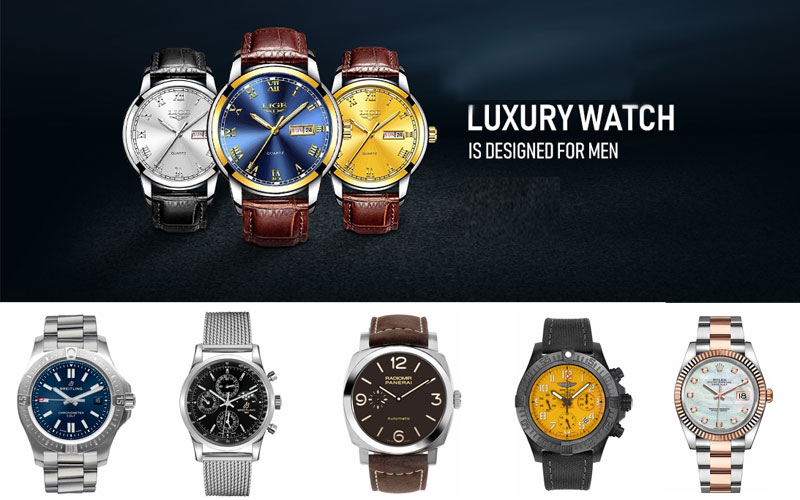Authentic Watches Sale: Up to 65% Off on Luxury Men's Watches