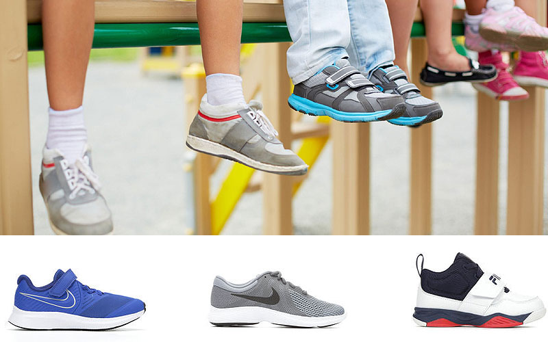 Kid's Footwear Sale: Up to 50% Off on Girls & Boys Shoes