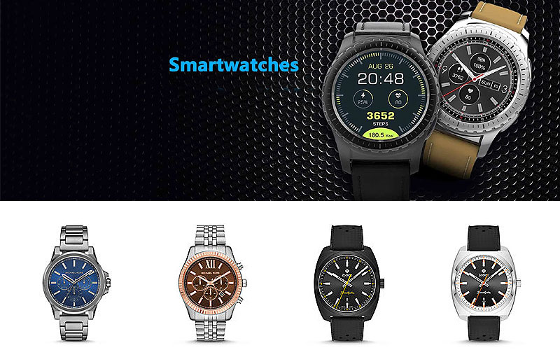 Up to 60% Off on Top Brand Smartwatches