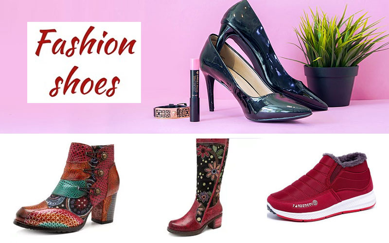 Banggood Sale: Up to 70% Off on Trendy Women's Shoes