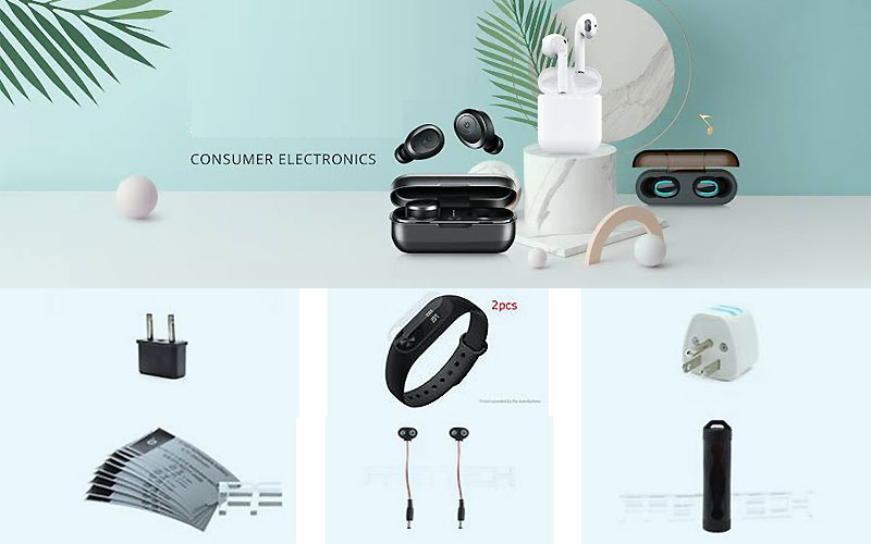 Buy Discount Consumer Electronics Products at Fasttech