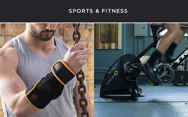 Up to 30% Off on Sports & Fitness Equipment