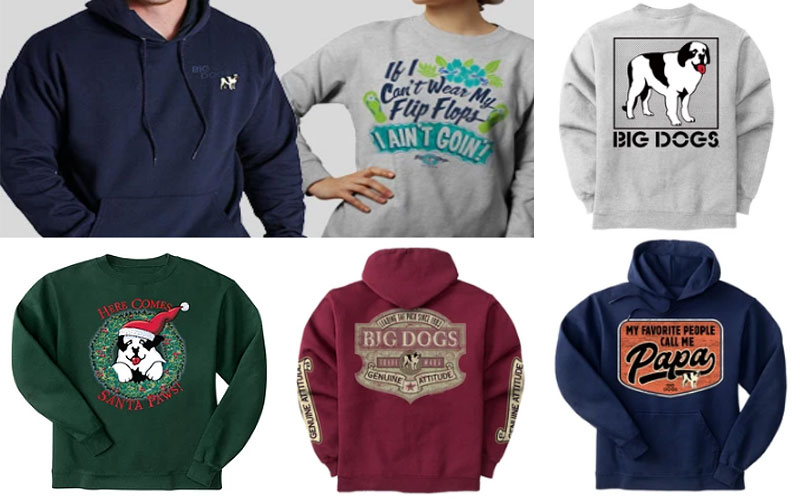 Up to 50% Off on Outerwear Jackets & Sweatshirts
