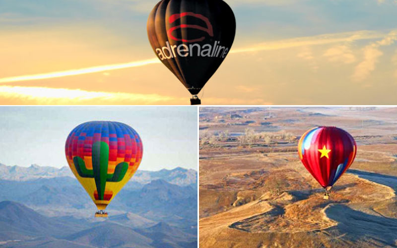 Up to 60% Off on Hot Air Ballooning Experience