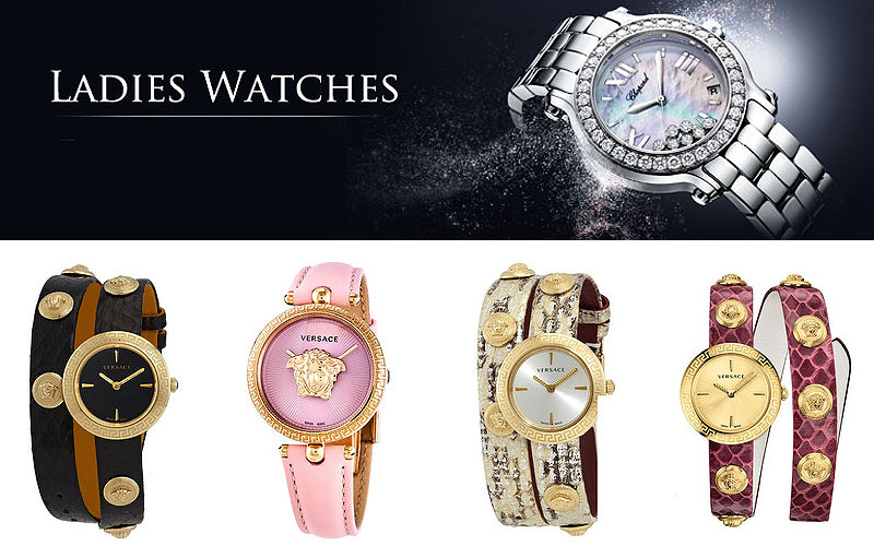 Up to 75% Off on Trendy Women's Watches