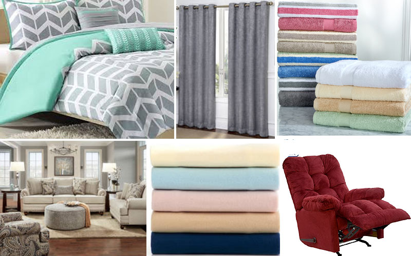 Winter Sale: Up to 60% Off on Home Textiles, Curtains, Bedding & More