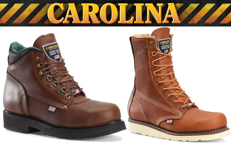 Shop Carolina Footwear Domestic Boots at Discount Prices