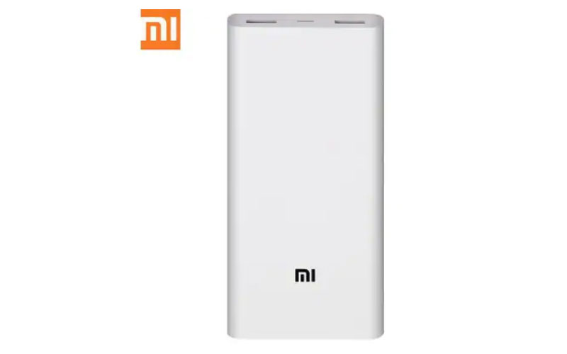 Original Xiaomi 20000mAh Power Bank 2