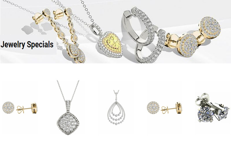 Sale: Up to 75% Off on Authentic Watches Diamond Jewelry