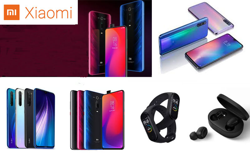 Up to 65% Off on Xiaomi Smartphones & Accessories