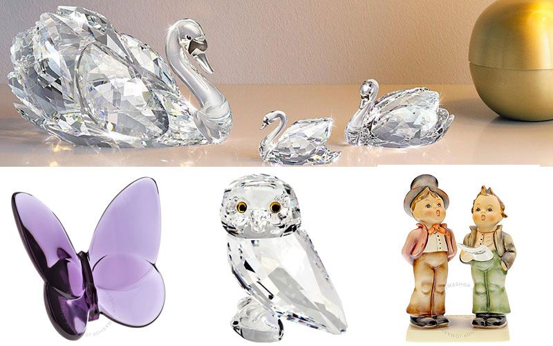Up to 70% Off on Crystals & Figurines