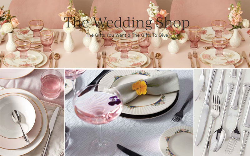 Lenox Wedding Gift Shop: Up to 30% Off