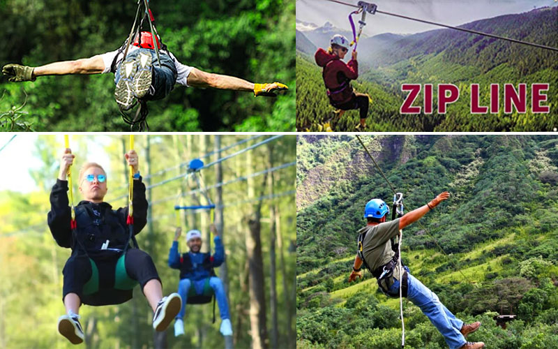 Best Zipline Tour Packages at Discount Price