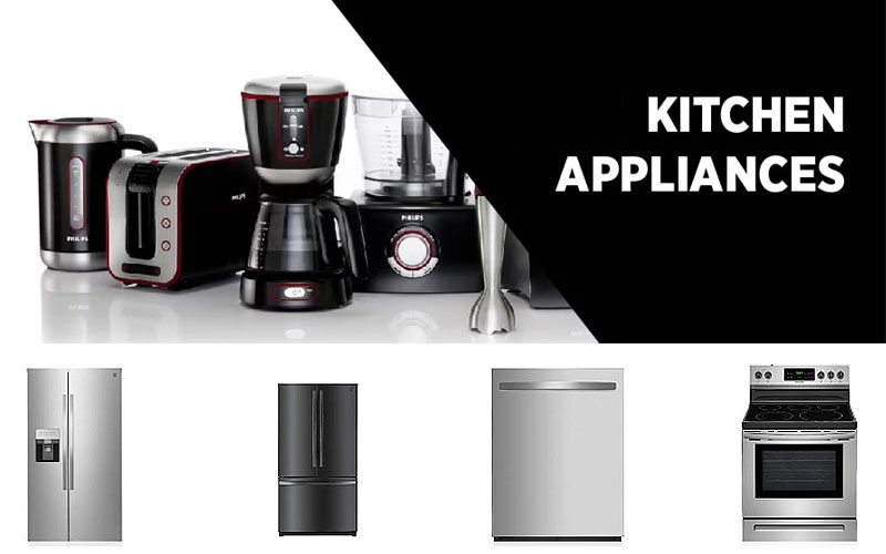 Up to 60% Off on Small Kitchen Appliances