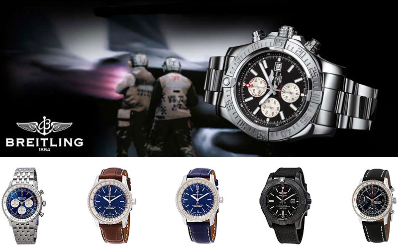 Jomashop Sale: Up to 50% Off on Breitling Watches