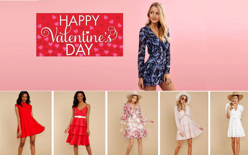 Shop Trendy Valentine's Day Dresses for 2020