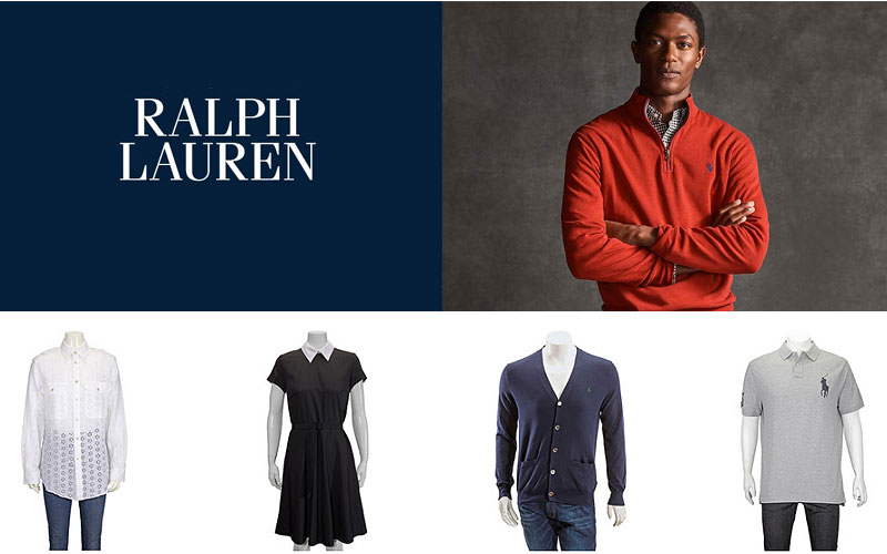 Up to 75% Off on Ralph Lauren Apparel