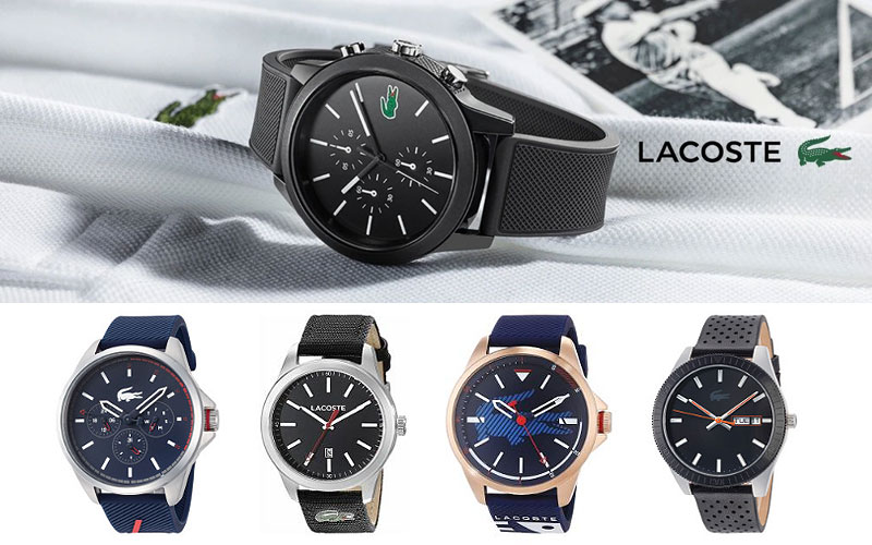 Up to 70% Off Lacoste Men's Watches