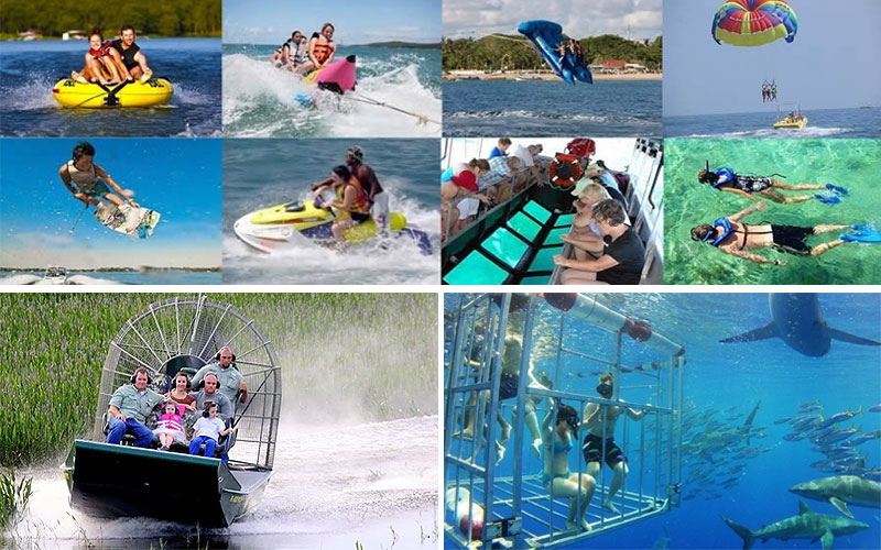 Best Water Sports Tours & Activities at Discount Price