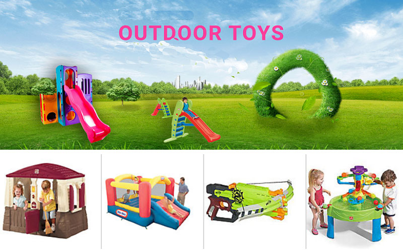 Up to 75% Off on Sports & Outdoor Play Equipment