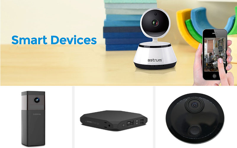 Up to 45% Off on Smart Devices & Accessories