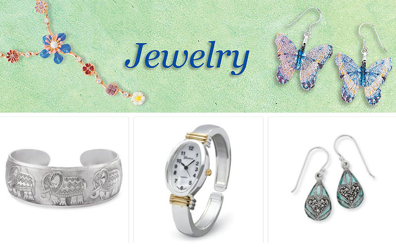 Discount Women's Jewelry Online at Serengeti Fashions