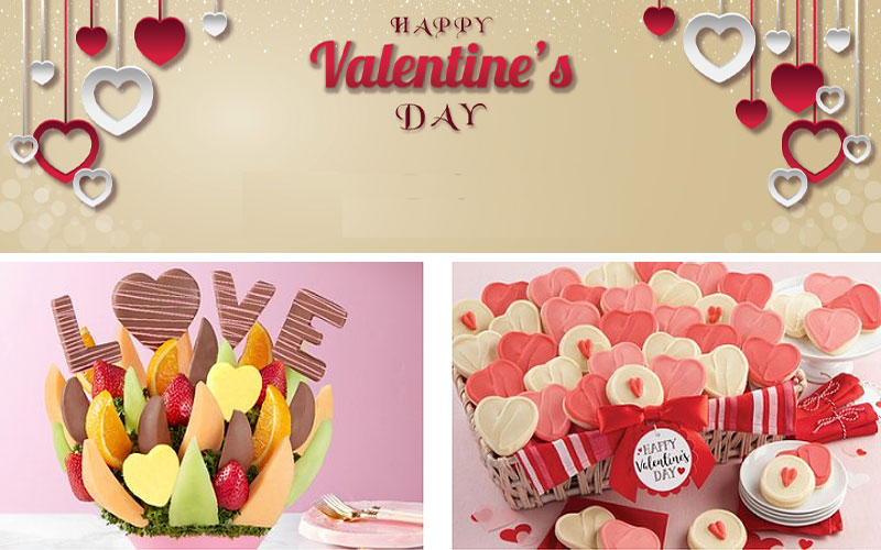Up to 80% Off on Valentine's Day Flowers, Gifts & Sweets