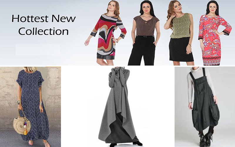Up to 75% Off on New Year Women's Dresses 2020