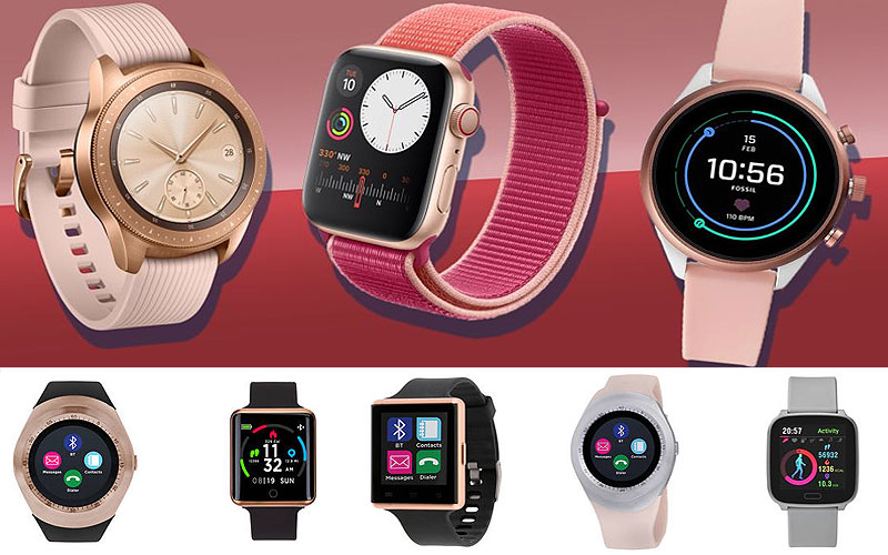 Up to 65% Off on Best Smartwatches 2020