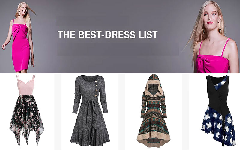 DressLily Clearance Sale: Up to 80% Off on Women's Dresses