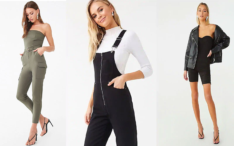 Jumpsuits & Rompers on Sale: Up to 65% Off
