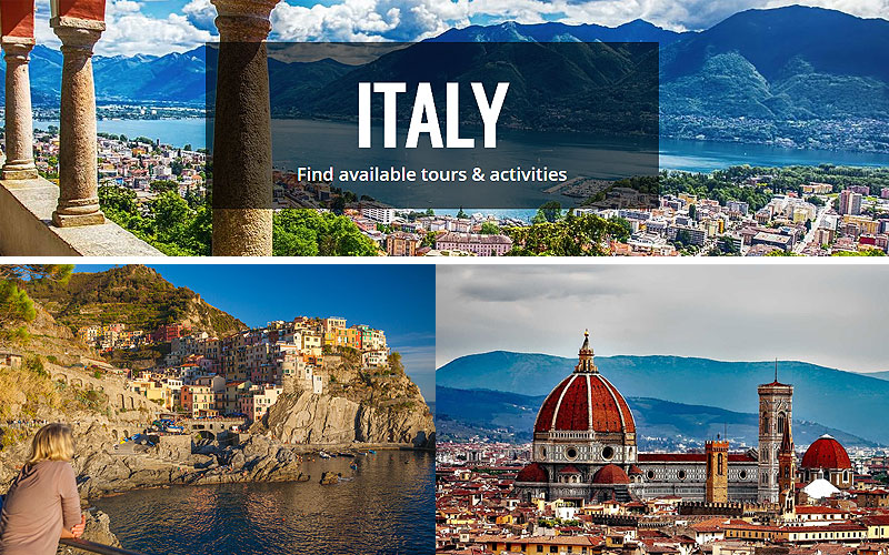Up to 25% Off on Italy Tour Packages 2020