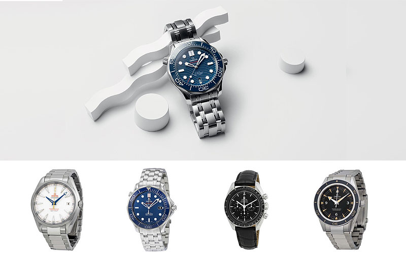 Omega Watches for Sale: Up to 65% Off