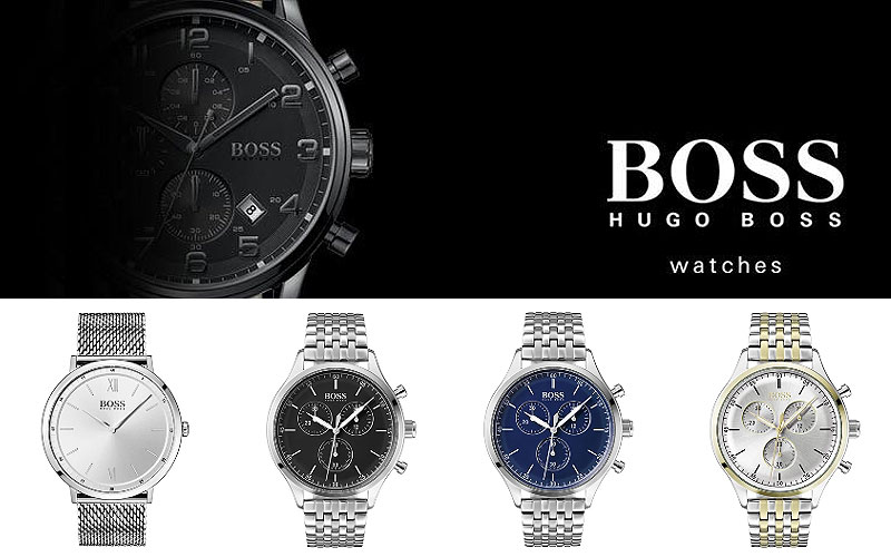 Up to 35% Off on Hugo Boss Watches for Men