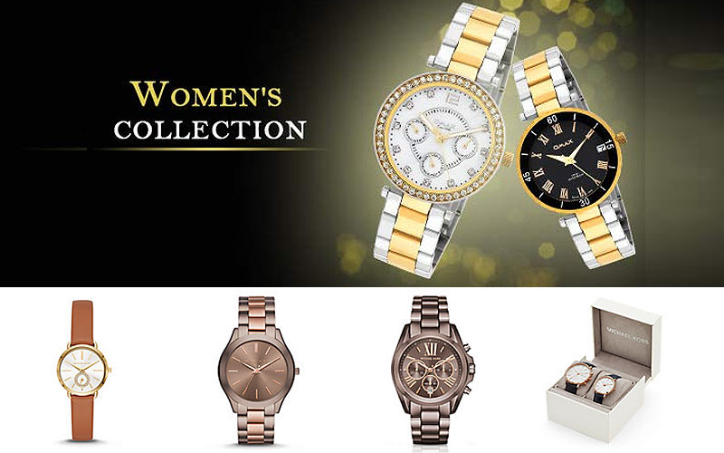 Best Women's Watches on Sale: Up to 65% Off