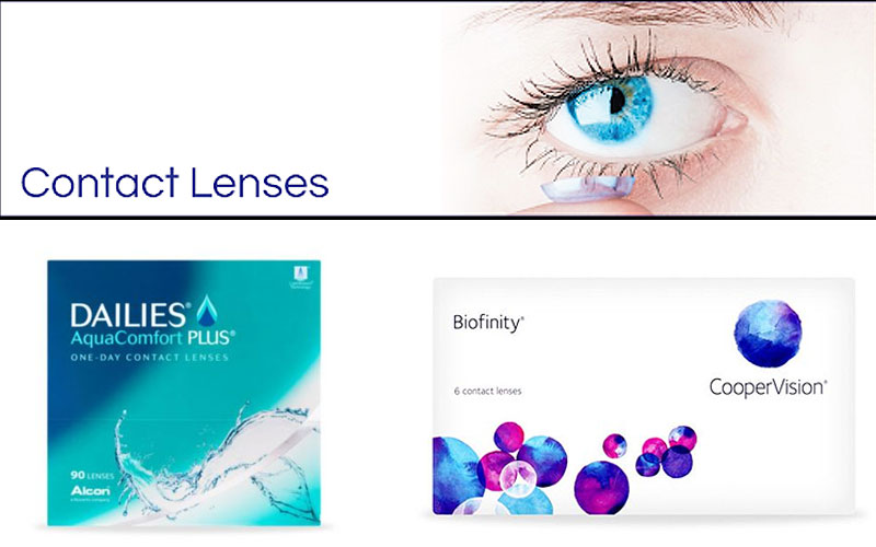 Contact Lenses on Sale! Up to 30% Off on Top Brands